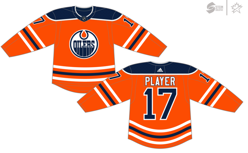 Ranking Every Jersey in OilersHistory