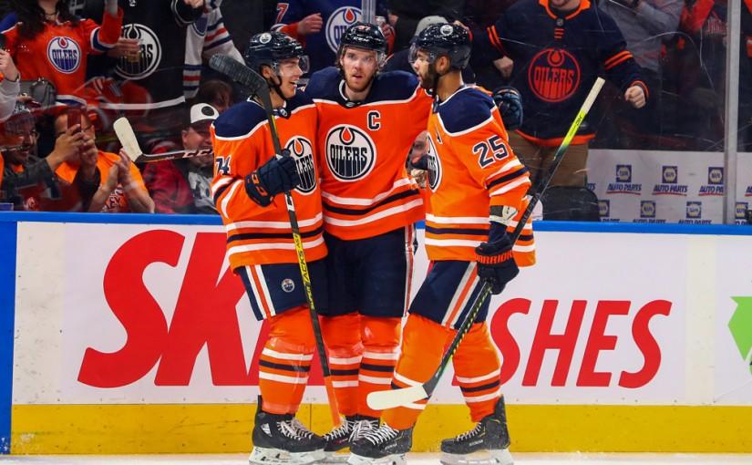Breaking Down the 2021 Edmonton OilersSchedule